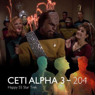 204 - Happy 55, Star Trek!