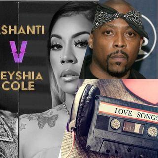 "Ashanti vs Keyshia Cole, Best Rap Love Songs, Best ""Hook man"" in Rap, Unexpected Rap Careers"
