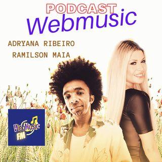 Podcast Falando de Musica Entrevista com Adryana Ribeiro e Ramilson Maia