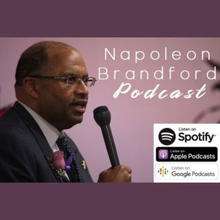 EP 3: In Conversation with Napoleon Brandford