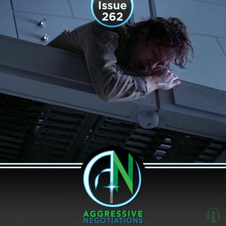 Issue 262: Lightsaber Lost?