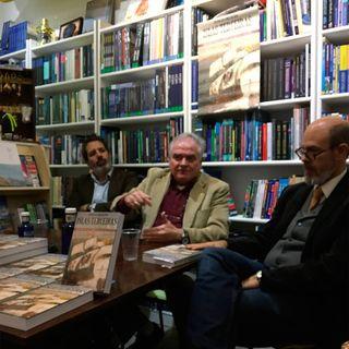 H files 22 - Presentación de 'Islas Terceiras. Batalla naval de San Miguel' en la Librería Robinson por Antonio Luis Gómez Beltrán