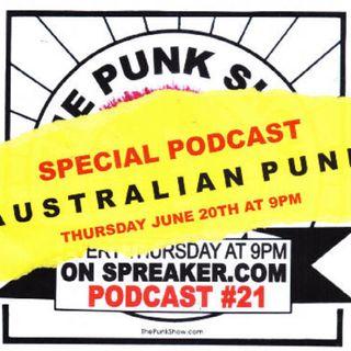 The Punk Show #21 - 06/20/2019