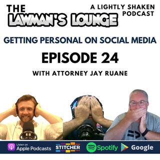 Getting Personal on Social Media with Attorney Jay Ruane