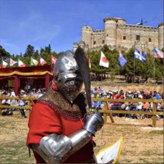 Expedición Rosique #98: Combate Medieval. Un nuevo deporte.