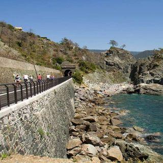 Da Levanto a Framura: la pista ciclopedonale vista mare più bella d'Italia