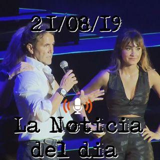 Aitana presenta en Cap Roig su álbum Spóiler ante un público entregado | LaNoticiaDelDia