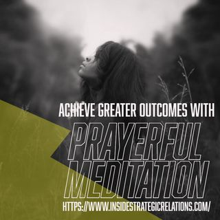 Unusual Power of Prayer to Manifest Outcomes