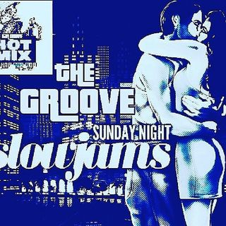 HOT MIXX THE GROOVE SLOW JAMZ