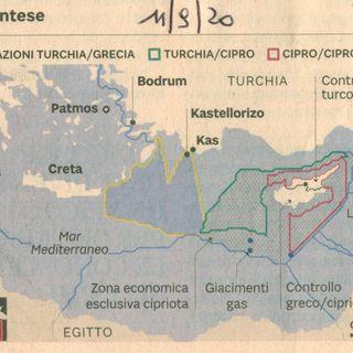 Diversi scenari per la solita geopolitica (Libia Hong Kong Turchia Bielorussia)14set2020