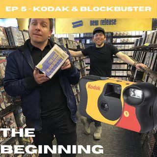 Ep. 5 - The Big Failure - Kodak & Blockbuster