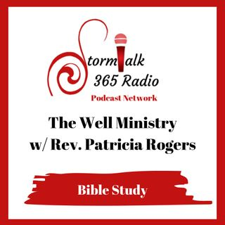 The Well Ministry w/ Rev.Pat - God's Plan of Salvation -  Sabbath