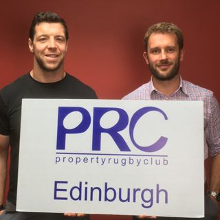 Episode 13 - With former Scotland Prop Alasdair Dickinson