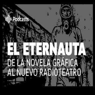 El Eternauta: De la novela gráfica al nuevo radioteatro