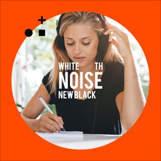 WHITE NOISE for STUDYING