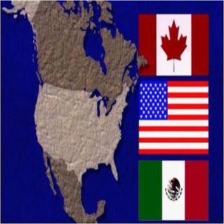 Hay diálogo con EU y Canadá para reiniciar actividades: AMLO