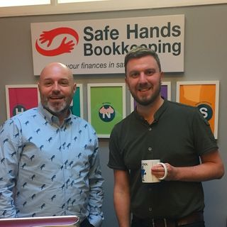 Just Get it Done - Jason Dalton, Safe Hands Bookkeeping