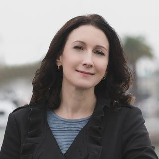 Big Blend Radio Interview: Elaine Pofeldt - The Million-Dollar, One-Person Business