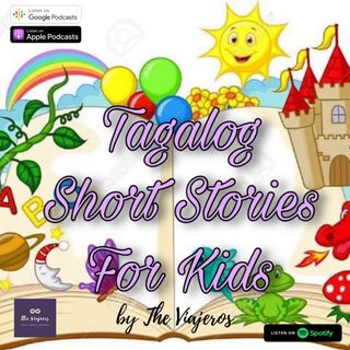 Tagalog Short Stories for Kids Podcast Intro