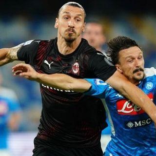 Campionato: il pareggio tra Napoli e Milan fa felice solo la Roma. Salvezza: vittorie pesanti per le genovesi