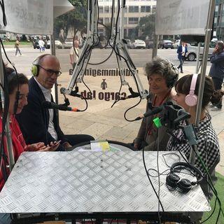 #fridaysforfuture Marzia Marchesi e Francesco Valesini su Radioimmaginaria