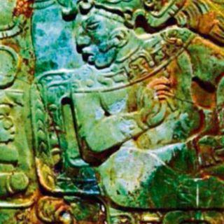 Piedra Fundamental (maya quiché) de Rudolf Steiner.