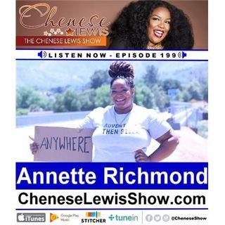 Annette Richmond - Episode #199