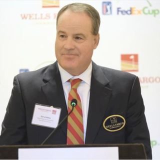 """Confidence Wins Championships!"" Gary Sobba, PGA Tournament Executive Director"