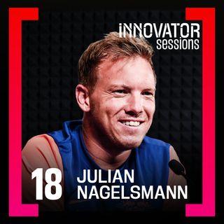 Fußball-Trainer Julian Nagelsmann erklärt, wie er Druck-Situationen meistert