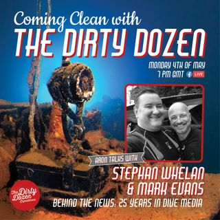 Episode #6: Stephan Whelan and Mark Evans; Behind the News: 25 Years in Dive Media