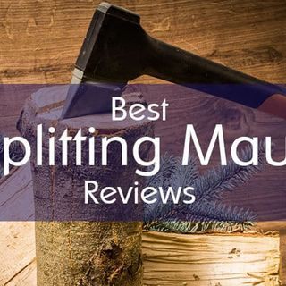 Best Splitting Maul Review and Buying Guide