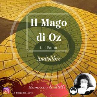 ★ IL MAGO DI OZ ★ Capitolo 8 ♡ Audiolettura ♡