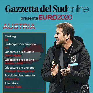 """Euro 2020 Girone D, """"Gazzetta presenta"""": ecco l'Austria con un pizzico tricolore"""
