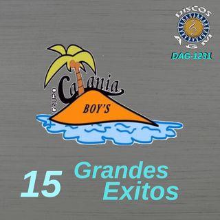 Catania Boys 15 Grandes Exitos