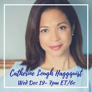 CMS SPECIAL EDITION - WITH SPECIAL GUEST ACTRESS - CATHERINE LOUGH HAGGQUIST