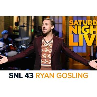 SNL43 | Ryan Gosling Hosting Saturday Night Live Premiere Recap