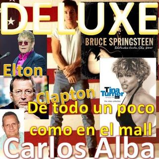 Deluxe - Adultos manejan el mundo del disco (Tina Turner - Love Thing)
