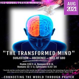 Yes Global Prayer Line 08.17.2021
