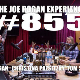 #855 - Tom Segura & Christina Pazsitzky