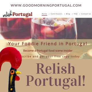 Portugal news, weather & today: Relish Portugal!