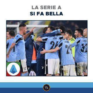 Podcast Serie A - La Serie A si fa bella per la ventunesima giornata