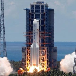 La Cina in viaggio verso Marte