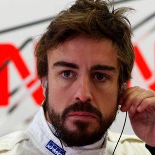 Fernando Alonso en China (hablamos otra vez con el mecánico)