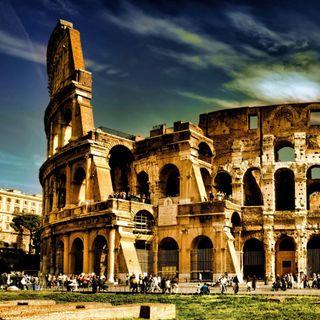 Roma si mostra