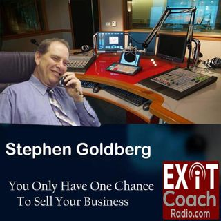 01/07/2015  You only have one chance to sell your business