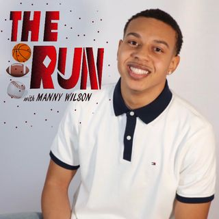 The Run with Manny Wilson.
