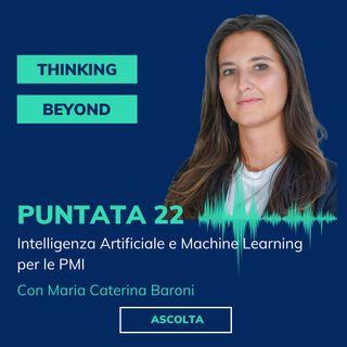 Puntata 22 - Intelligenza Artificiale e Machine Learning per le PMI
