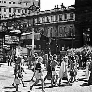 Colourful teenage years in 1960s Liverpool