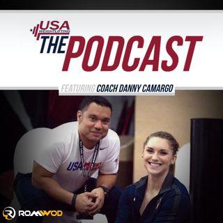 The Athlete-Coach Relationship w/Danny Camargo