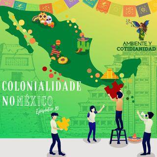 Colonialidade no México